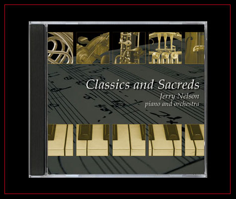 Classics and Sacreds - Jerry Nelson Piano