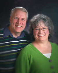 PHOTO - Russ & Janelle Hansen of The GOOD BOOK Company